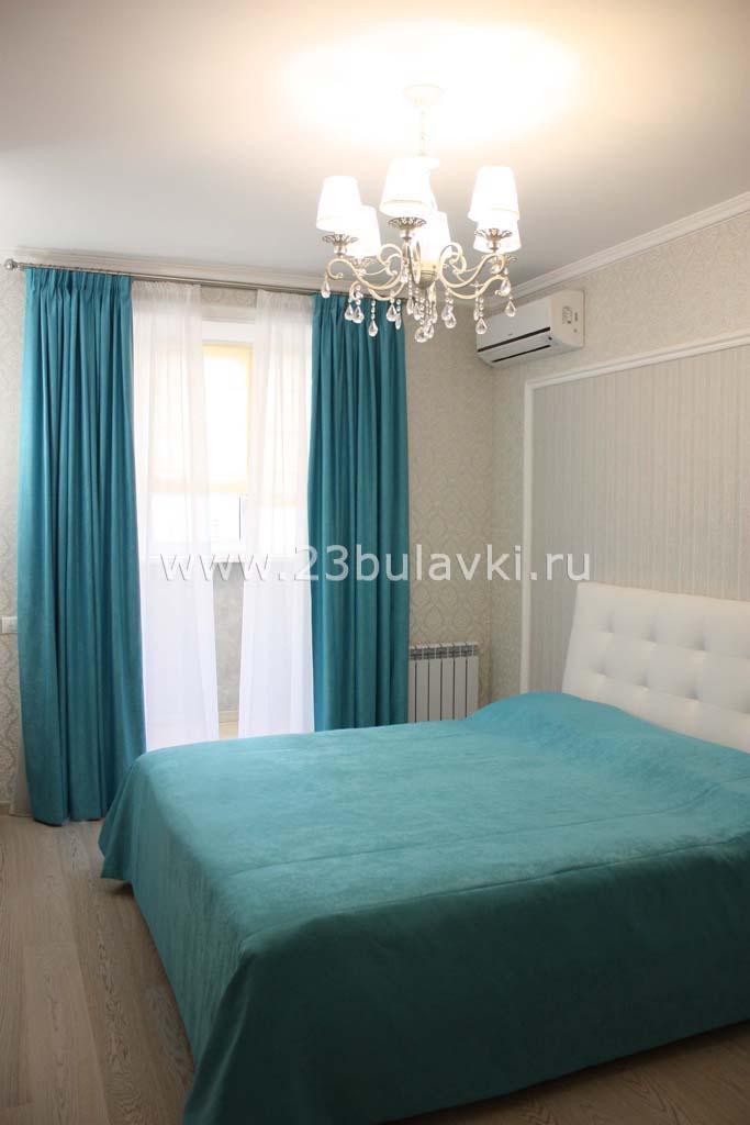 Шторы в спальню Краснодар ул. Ковалева 48