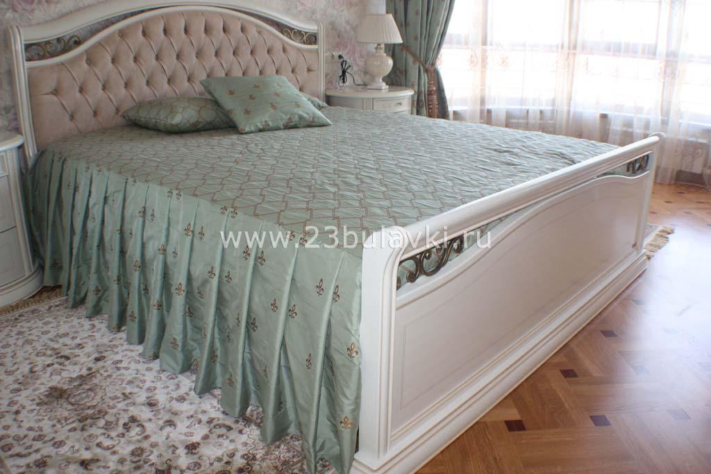 Покрывало и подушки в спальню Краснодар ул. Кубанская 45к2