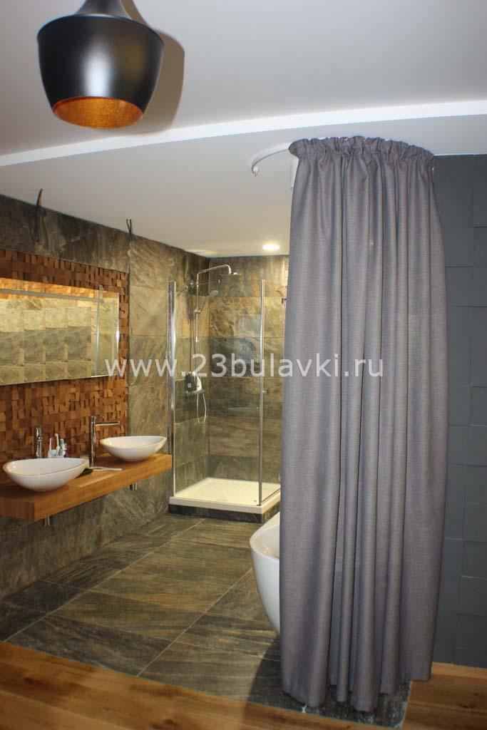 Шторы в ванную Краснодар ул.Казбекская 16