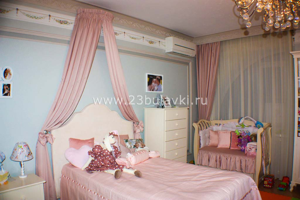 Балдахин в детскую комнату Ростов-на-Дону