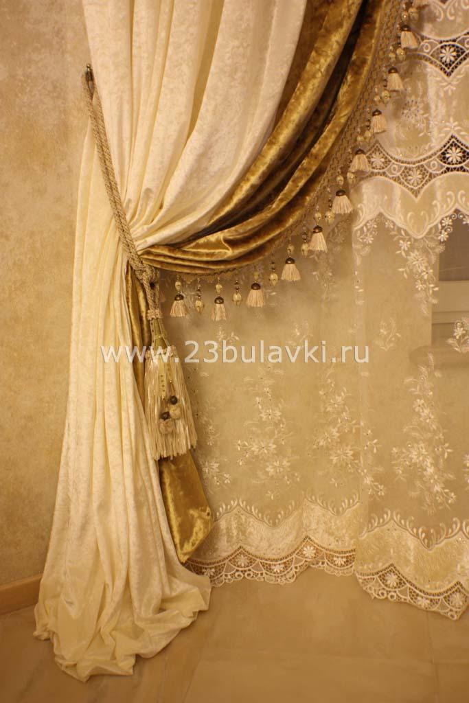 Шторы в гостиную Краснодар ул. Баумана